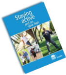 staying active booklet